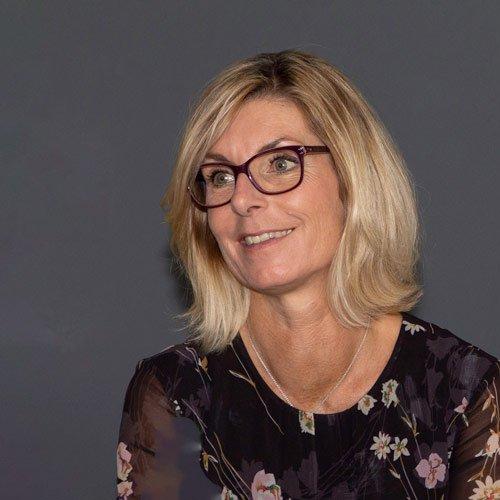 Sabine Oettinger, Steuerberaterin, Gründungsmitglied OSF