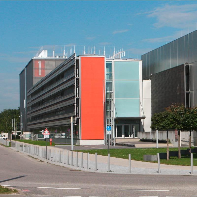Leibniz Rechenzentrum Garching